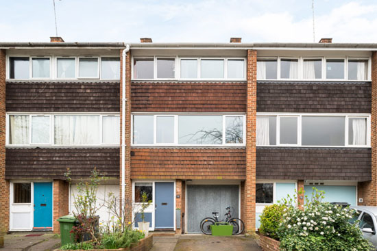 1960s modernism: Austin Vernon & Partners-designed property on the Dulwich Estate, London SE23