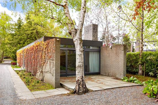 Ronald Tallon-designed Tallon House in Dublin, Ireland