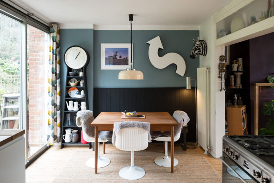 1960s modernism: Austin Vernon & Partners-designed property on the Dulwich Estate, London SE23