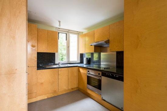 1970s brutalism: Peter Tabori-designed apartment on the Whittington Estate, London N19