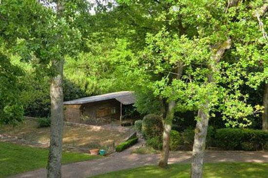 1960s midcentury four-bedroom home in Tassin-la-Demi-Lune, Rhone, eastern France