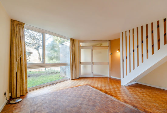 Renovation project: 1960s Span House on the Templemere Estate, Weybridge, Surrey