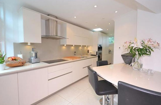 Four-bedroom Span House on the Templemere Estate, Walton-on-Thames, Surrey