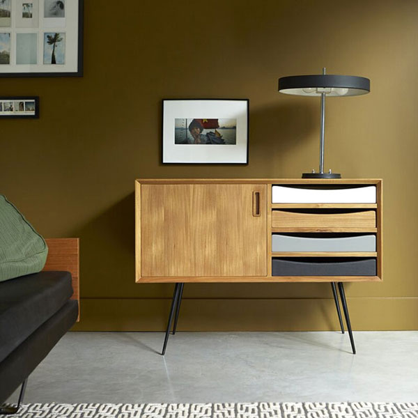 Ruben midcentury modern furniture by Tikamoon