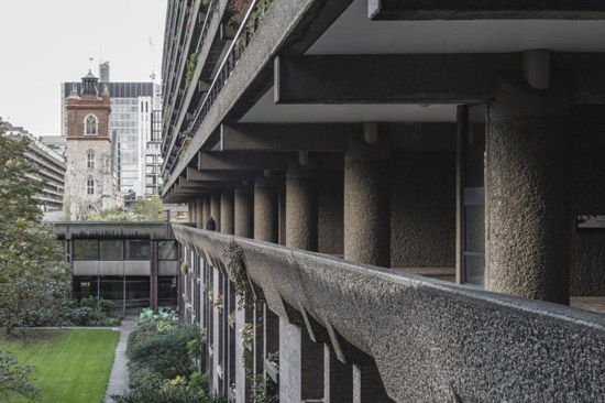 Apartment in Thomas More House on the Barbican Estate, London EC2Y