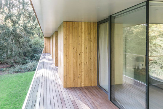ArchitecturALL-designed modernist property in Penshurst, near Tonbridge, Kent