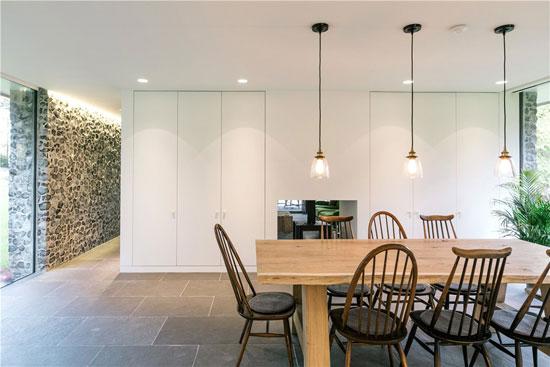 ArchitecturALL-designed modernist property in Penshurst, near Tonbridge, Kent