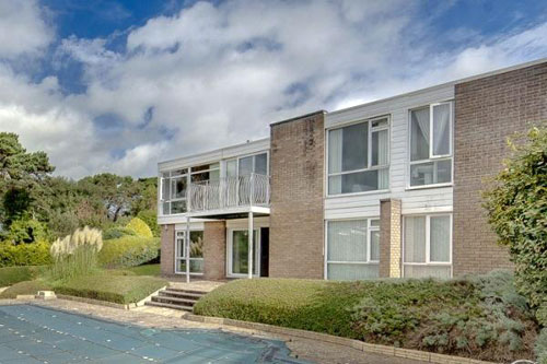 On the market: 1960s-designed five-bedroomed West Beach property in Torquay, Devon