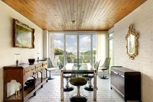 1960s-designed five-bedroomed West Beach property in Torquay, Devon