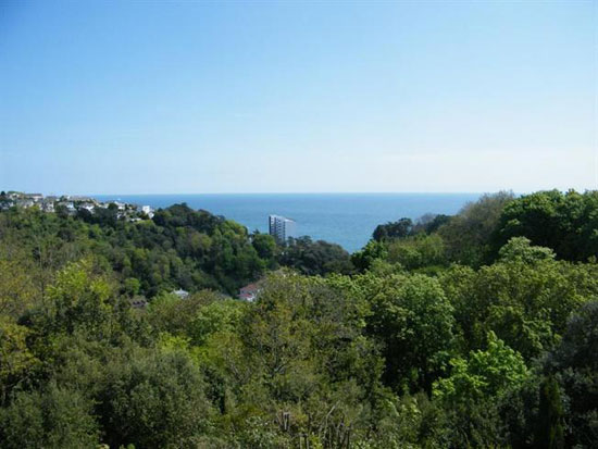1960s three-bedroomed house in Torquay, Devon