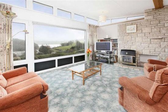 Mill Meadow 1960s three-bedroom modernist property in Totnes, Devon