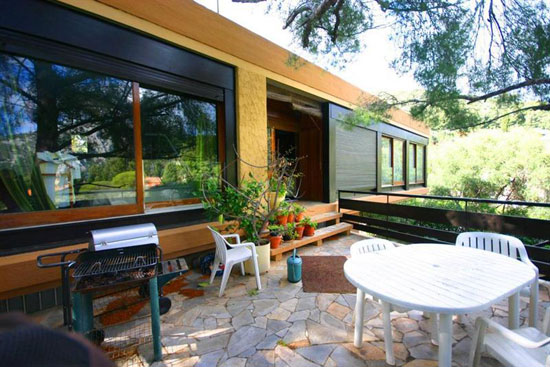 1970s three-bedroom architect-designed house in Toulon, Southern France