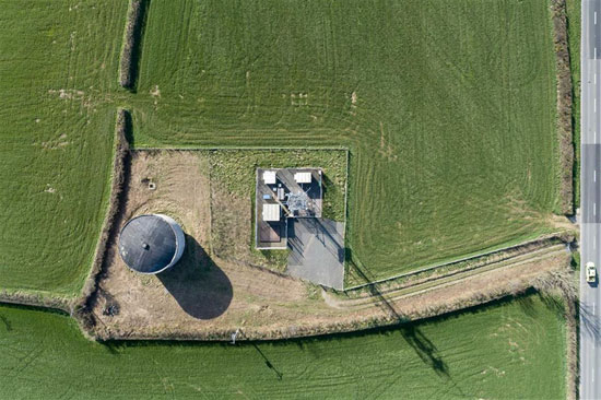 Grand Designs project: Water tower with conversion plans in Bideford, Devon