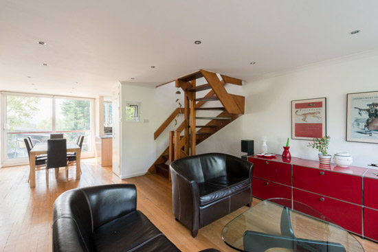 1960s Andrews, Emerson, Sherlock & Keable-designed townhouse in London N6