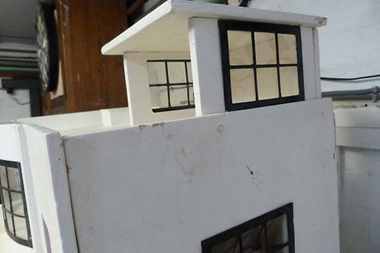 1920s Triang art deco dolls house