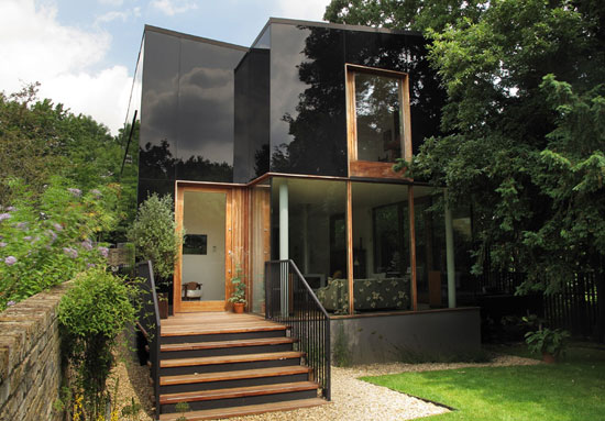 On the market: Ian McChesney-designed The Tree House modernist property in London SE26