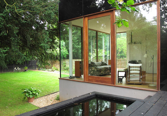 Ian McChesney-designed The Tree House modernist property in London SE26