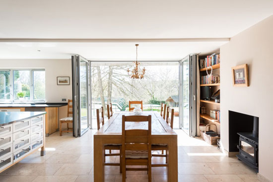 1960s David Addey-designed modernist property in Frant, near Tunbridge Wells, Kent