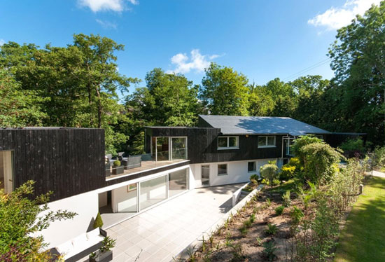 On the market: Five-bedroom contemporary modernist property in Tunbridge Wells, Kent