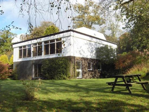 On the market: Turngree 1970s architect-designed four-bedroom house in Lochanhead, Dumfries, Scotland