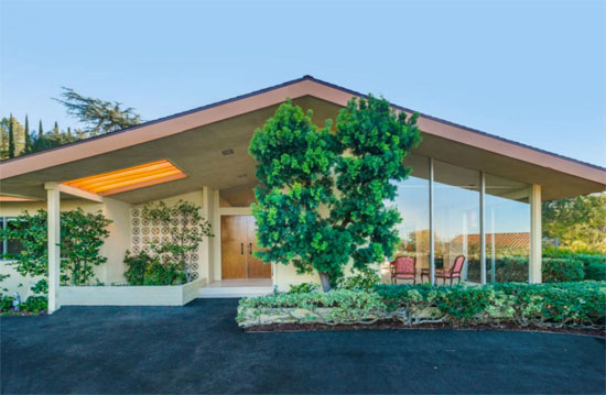 On the market: Untouched 1960s midcentury property in Sherman Oaks, California, USA