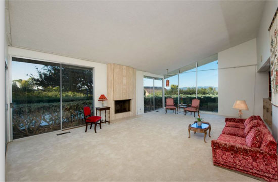 Untouched 1960s midcentury property in Sherman Oaks, California, USA