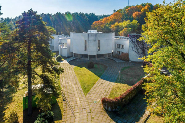 Modernist Soviet hotel for sale in Vilnius, Lithuania