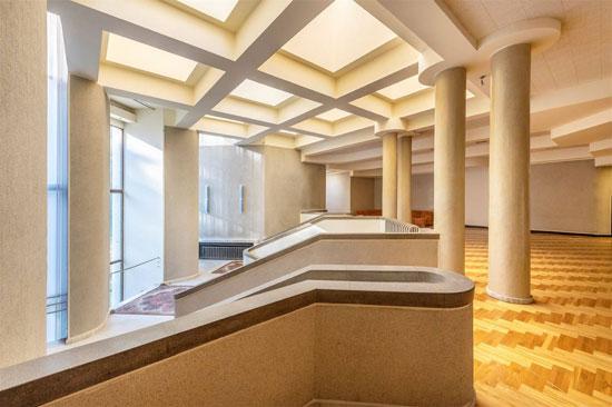 Modernist Soviet hotel for sale in Vilnius, Lithuania