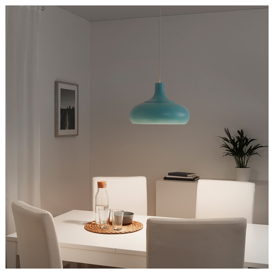 Design spotting: Vaxjo ceiling lights at Ikea