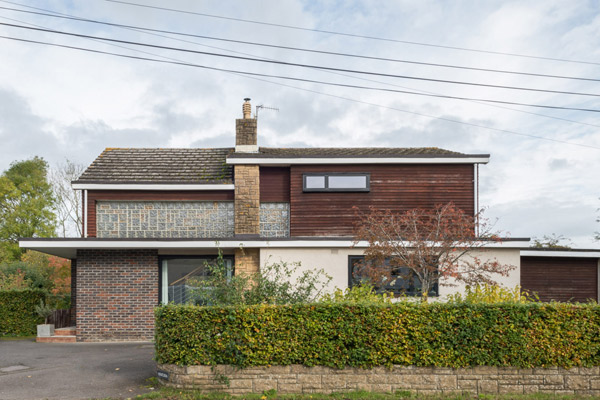 Ventura 1970s modern house in Crockham Hill, Kent