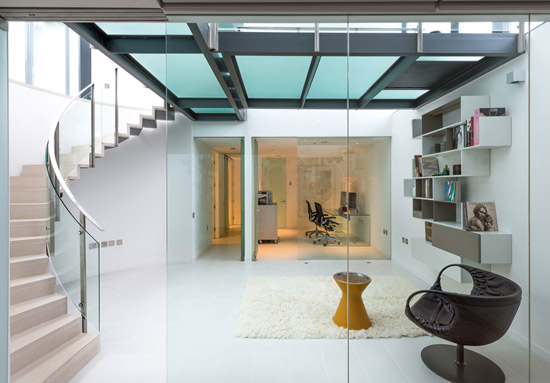 On the market: Tim Poulson-designed La Maison Verre modernist property in Cambridge, Cambridgeshire