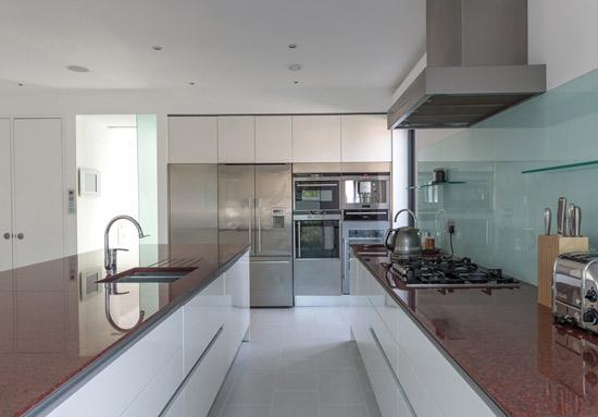 Tim Poulson-designed La Maison Verre modernist property in Cambridge, Cambridgeshire
