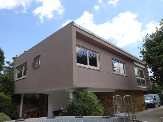 On the market: 1960s modernist property in Vierzon, Cher, central France
