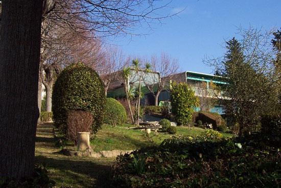 Time capsule: 1970s Villa Benedetti space age house in Ascoli Piceno, Italy