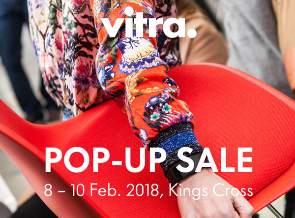 Midcentury bargains: Vitra Pop-Up Sale in London