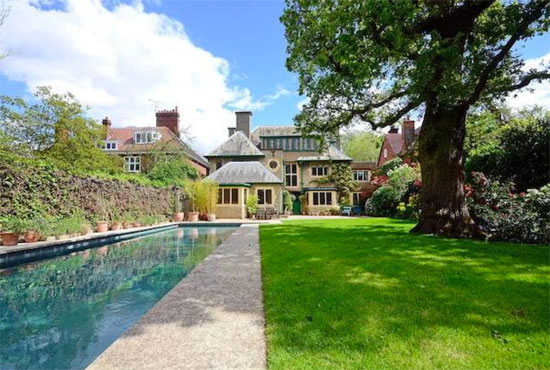 On the market: Charles Voysey-designed grade II-listed property in London SW18