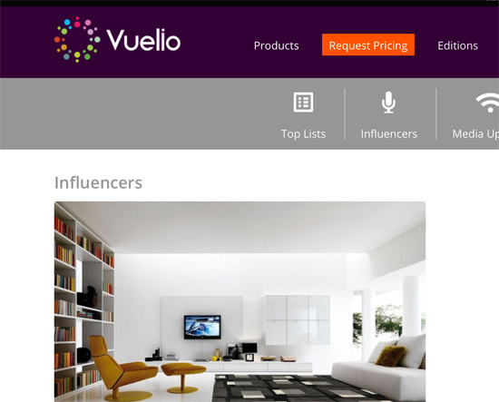 WowHaus makes the Top 10 interior design sites list at Vuelio