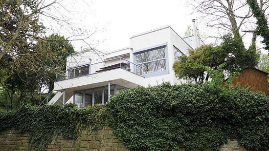 On the market: 1930s Walter Loos-designed Haus Luser in Kritzendorf, Austria