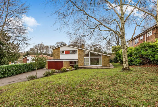 Time capsule for sale: 1960s midcentury property in Ware, Hertfordshire