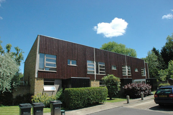 In need of renovation: 1960s Westfield Span House in Ashtead, Surrey