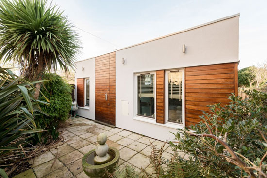 On the market: Will Caradoc-Hodgkins-designed conversion in Twickenham, south west London