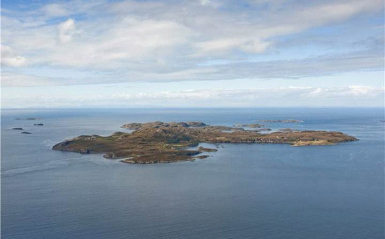 Wicker Man island: Tanera Mor for sale in the Inner Hebrides, Scotland