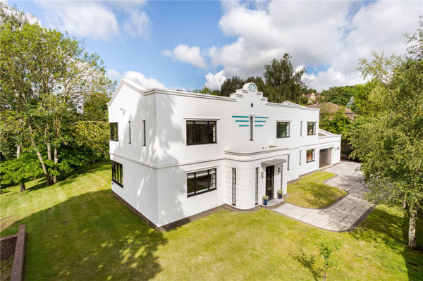 12. Grand Designs: The Art Deco House in Godalming, Surrey