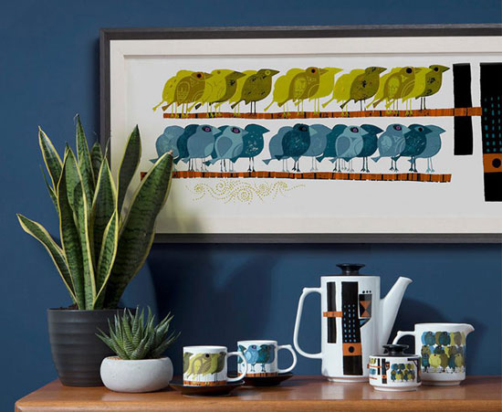 1960s classics: David Weidman midcentury homeware and ceramics by Magpie