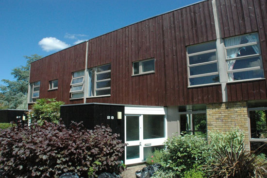1960s Westfield Span House in Ashtead, Surrey