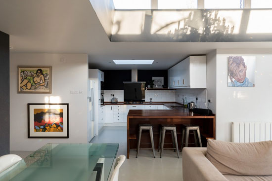 Will Caradoc-Hodgkins-designed conversion in Twickenham, south west London