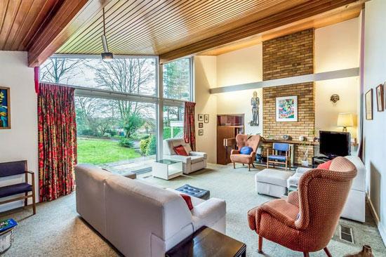 1960s midcentury property in Ware, Hertfordshire