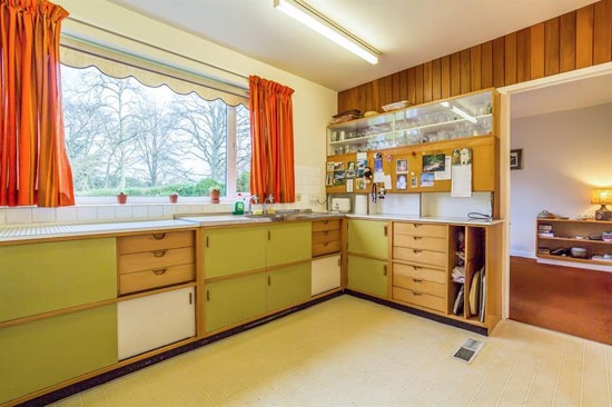 1960s midcentury property in Ware, Hertfordshire