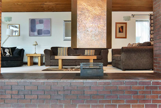 1960s architect-designed property in Wanlip, Leicestershire