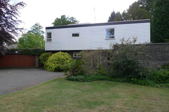 On the market, 1960s five bedroom detached property in Walton on Thames, Surrey